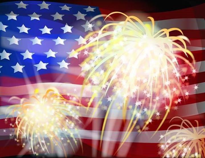 Happy 4th ofJuly!
